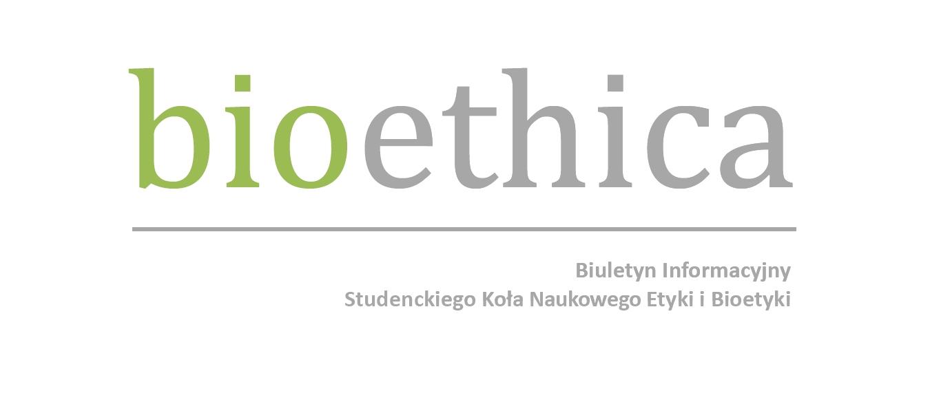 Biuletyn BIOETHICA